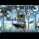 Pateria:Bateria Eletronica Para Jogos De Ritmo Com Arduino