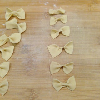Hand Cut & Shape Pasta