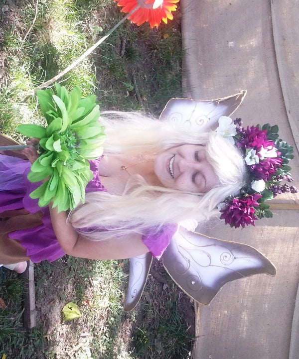 Fairy Costume - on a Budget