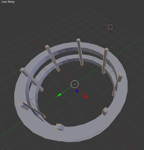 Modeling - Cleaning Holes