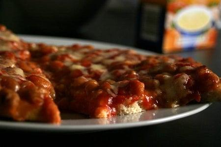 Bean Beast Pizza