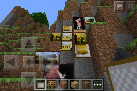 How To Make A Hidden Room In Minecraft PE