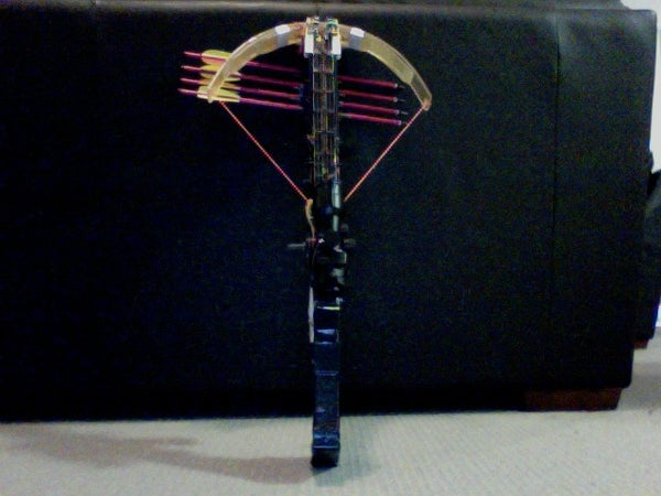 Black Ops Crossbow