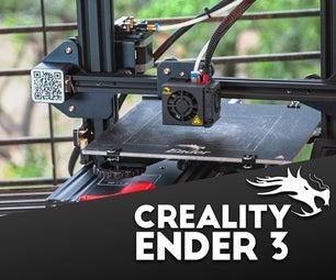 How to Setup Creality Ender 3 - 3d Printer