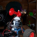 RC - Remote Control Air Horn Prank