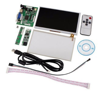 Place LCD and Test It