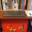 Easy Secure Pack-n-go Standing Desk