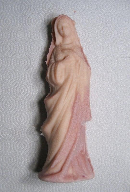 Virgin Mary Soap