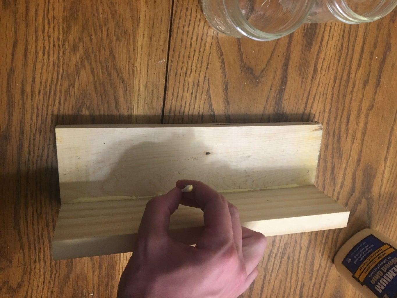 Clean Excess Glue