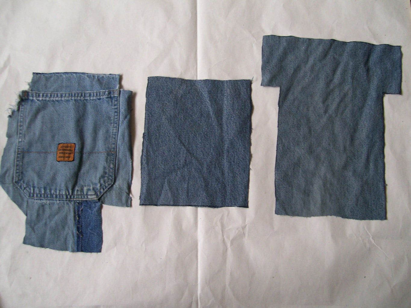 Cutting the Jeans