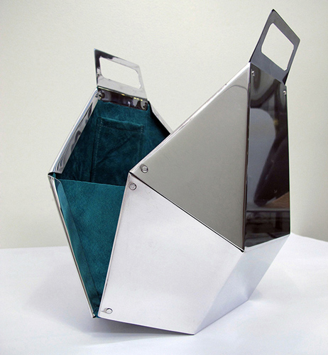 Aluminium Purse