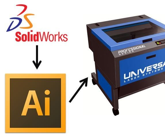 Tutorial: Laser Cutting From Solidworks