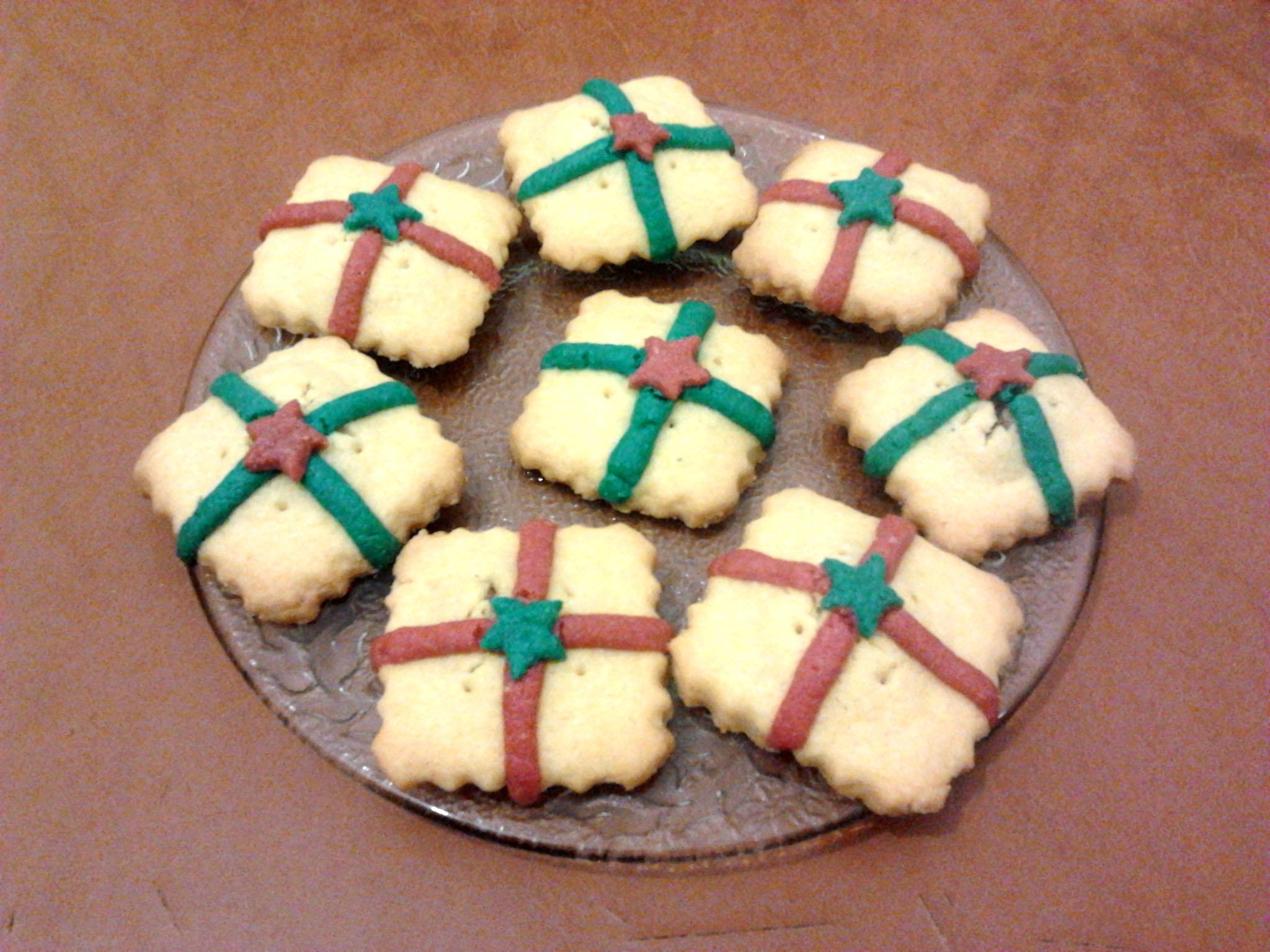 Christmas Surprise Cookies