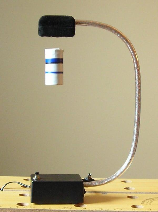 Electromagnetic Floater