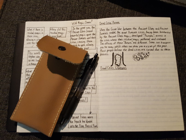Enjoy Your Journal's New Friend