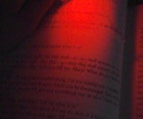 Light for Books