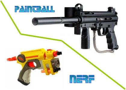 Why Nerf?