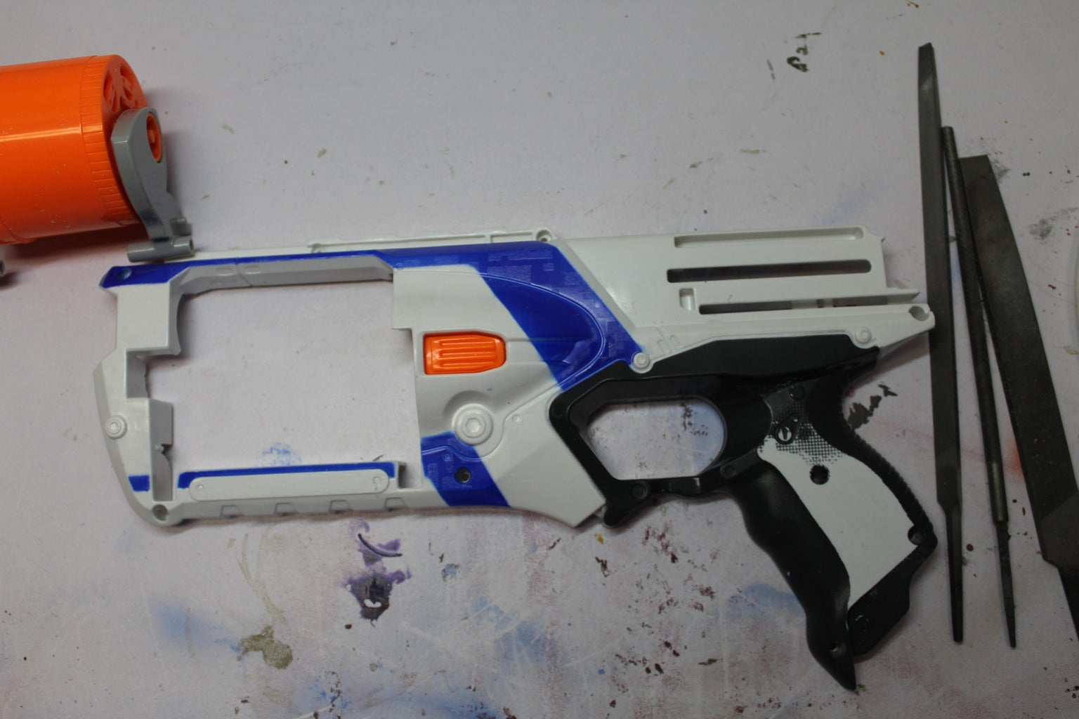 Take the Gun Apart