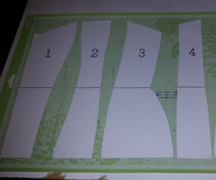 Using the Cricut Explore to Cut Out a Sewing Pattern