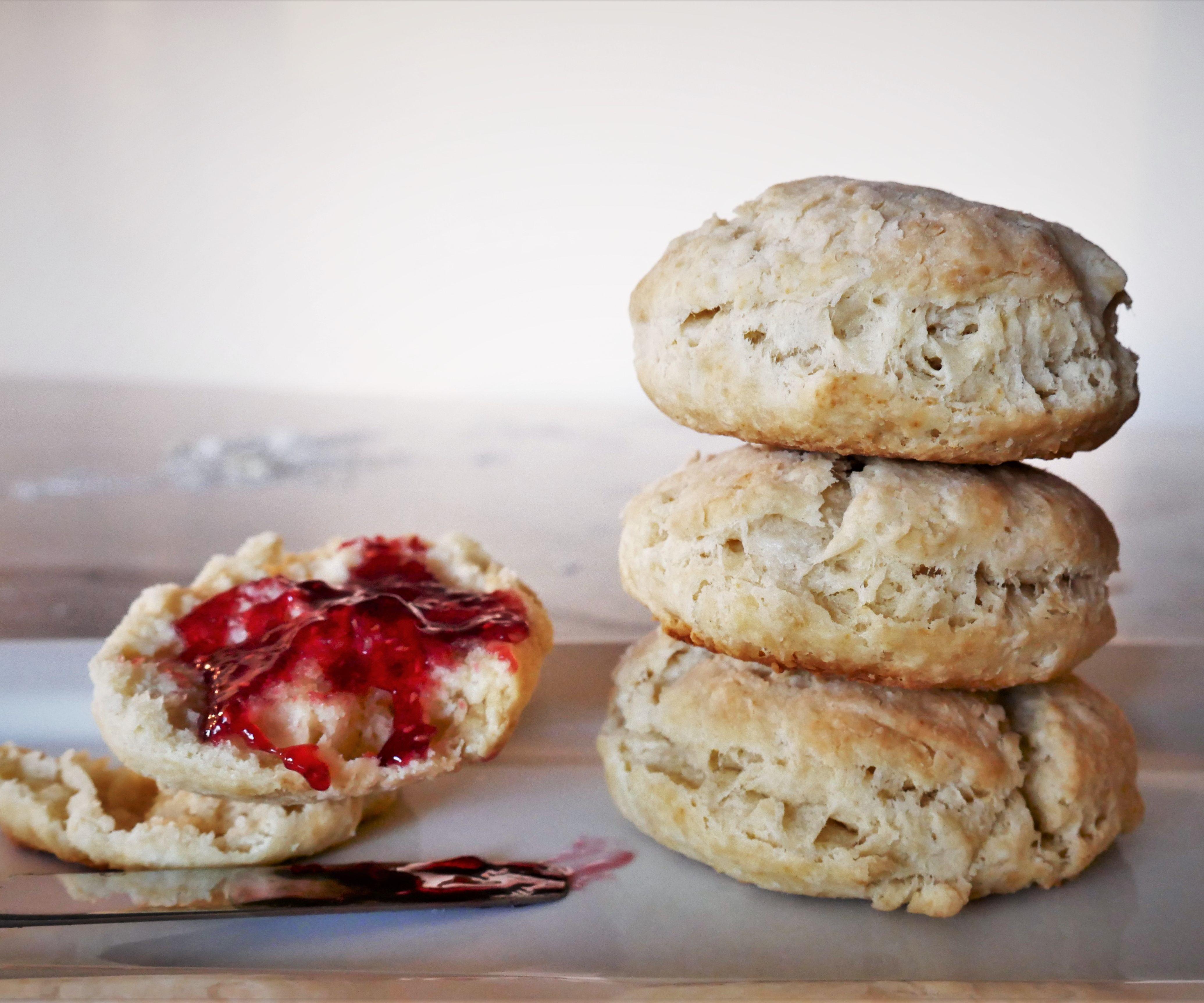Foolproof Biscuits