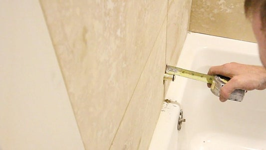 Tub Spout Adapter Installation...Easy Peasy