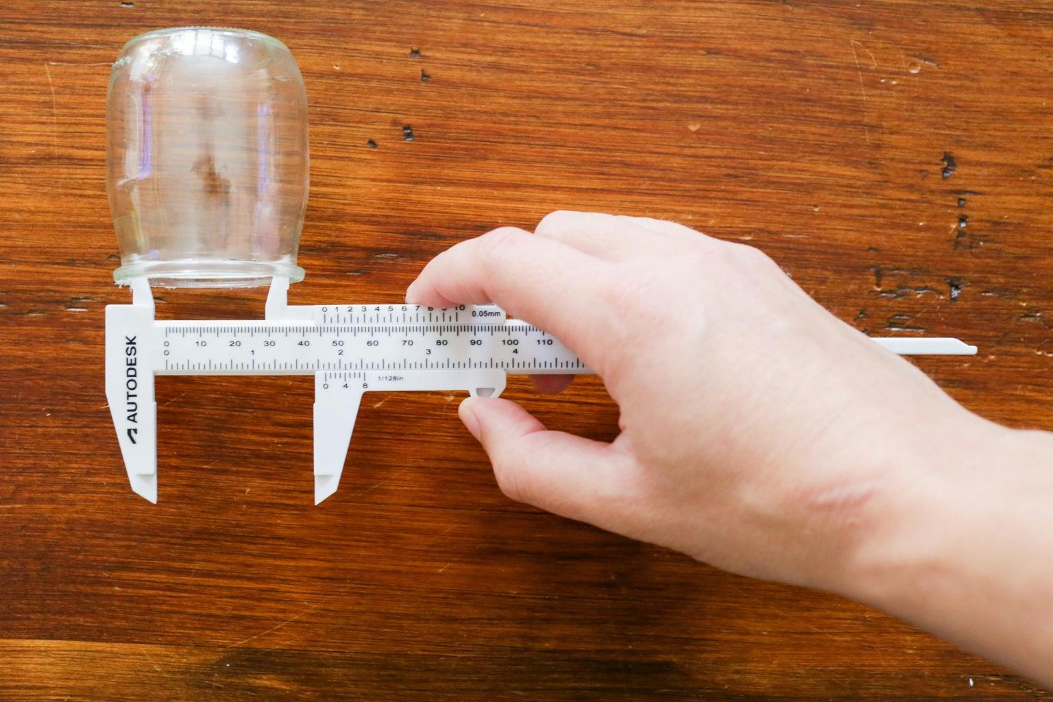 Measuring Inner Dimensions