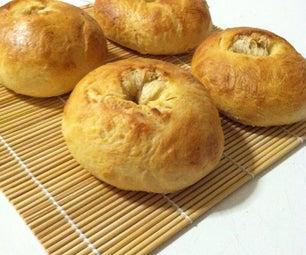 Hawaiian Bagels