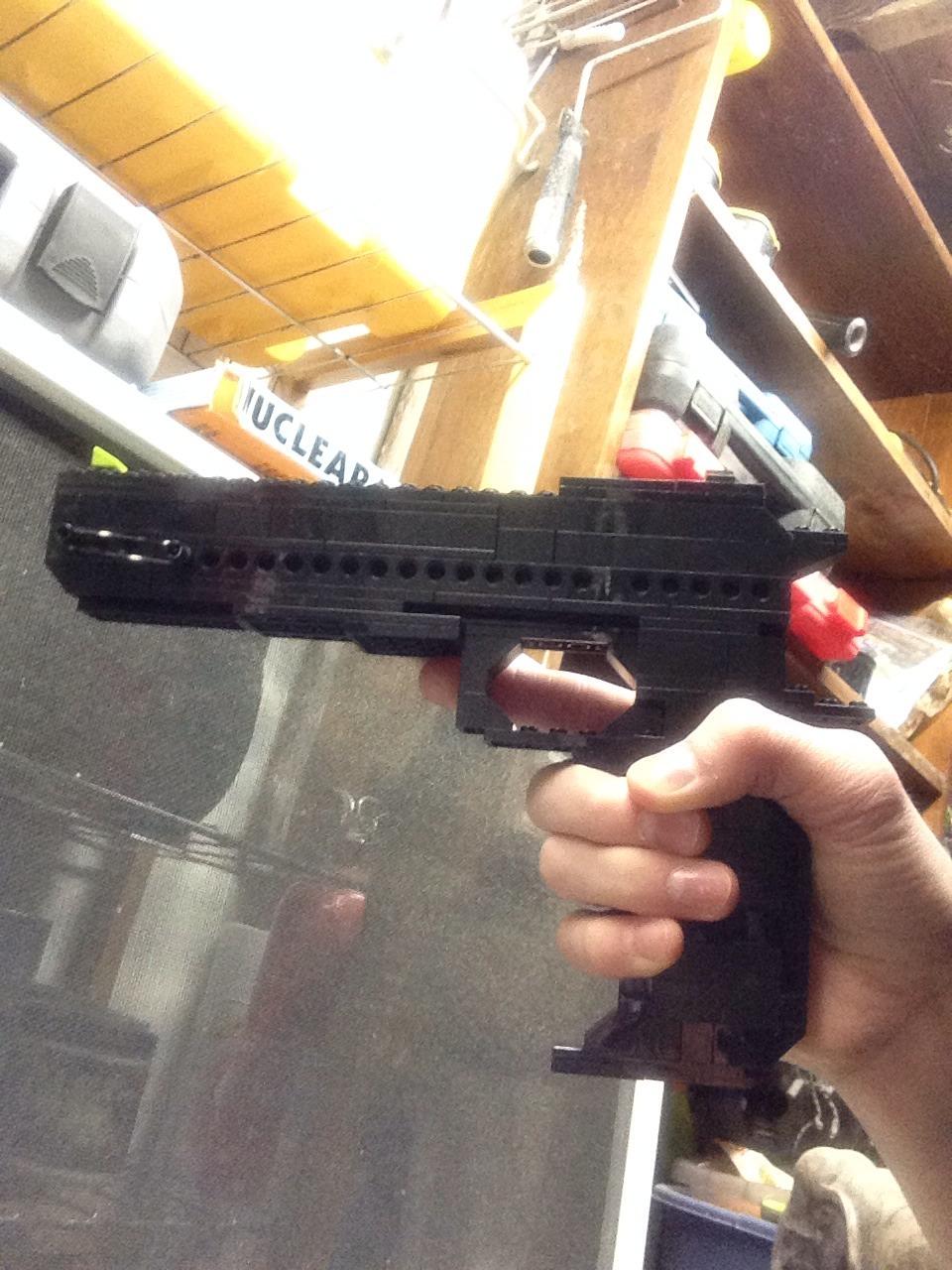 LEGO Desert Eagle .50