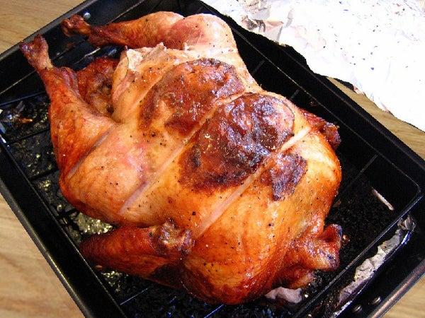 Upside Down Turkey Recipe