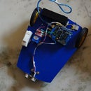Obstacle Avoiding Robot - Motor Shield