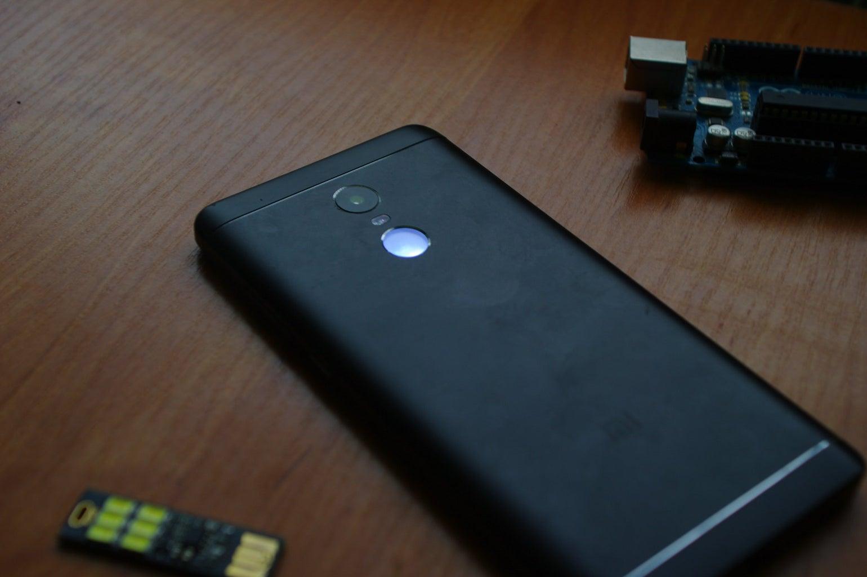Smartphone Custom Programed Notification LED