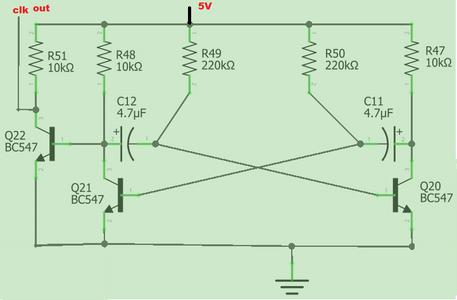 External Clock Circuit Making