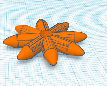 Make the 3d File on Tinkercad