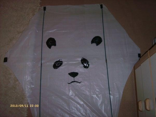 Kung Flew Panda Kite
