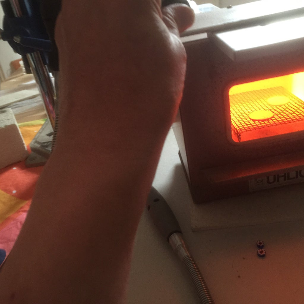 Counter Enamelling
