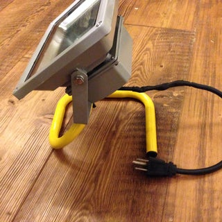 Halogen to LED Work Light Conversion