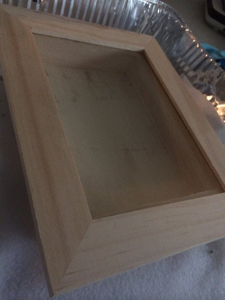 Painting Shadow Box