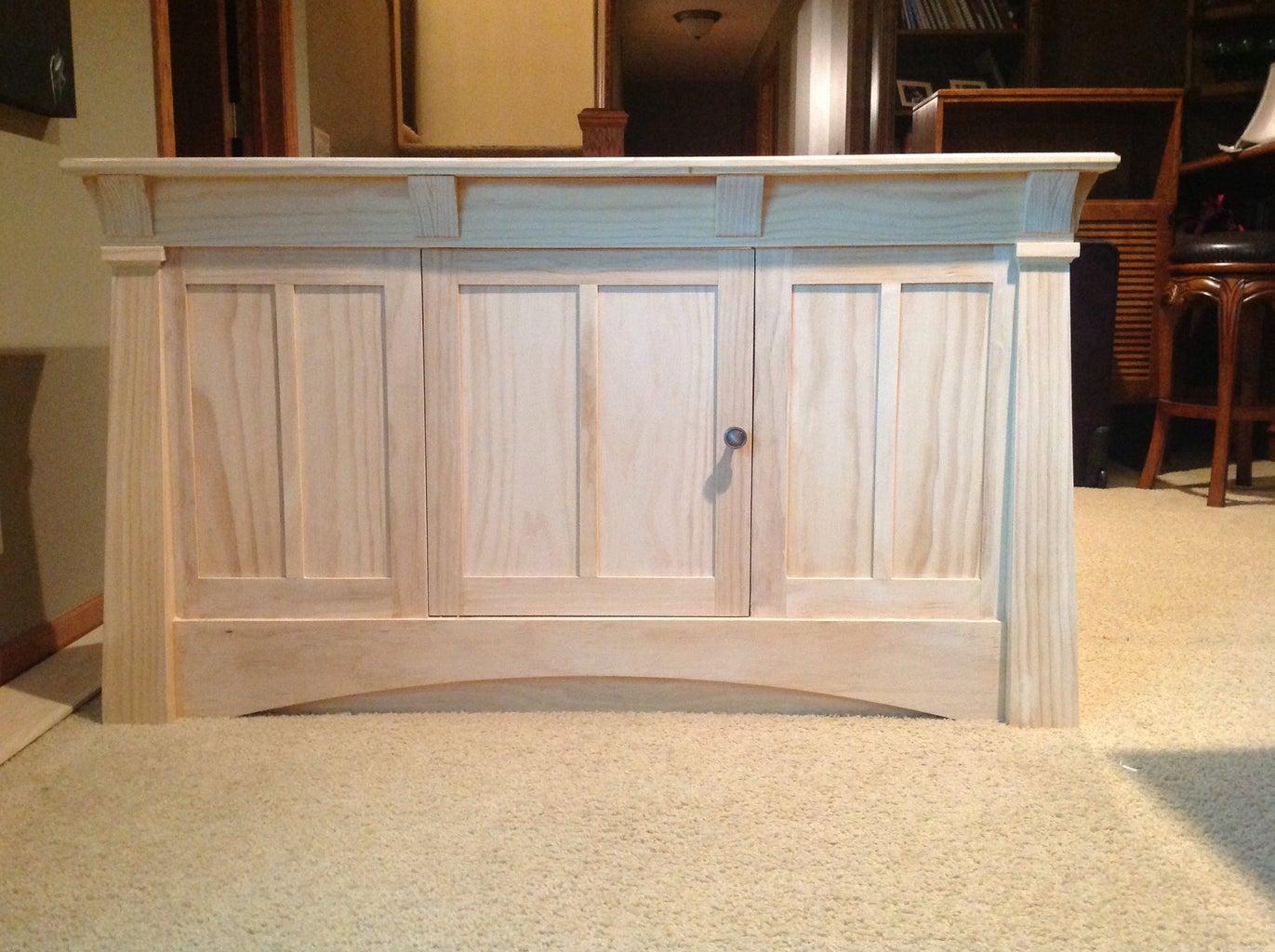Make a Cabinet Door