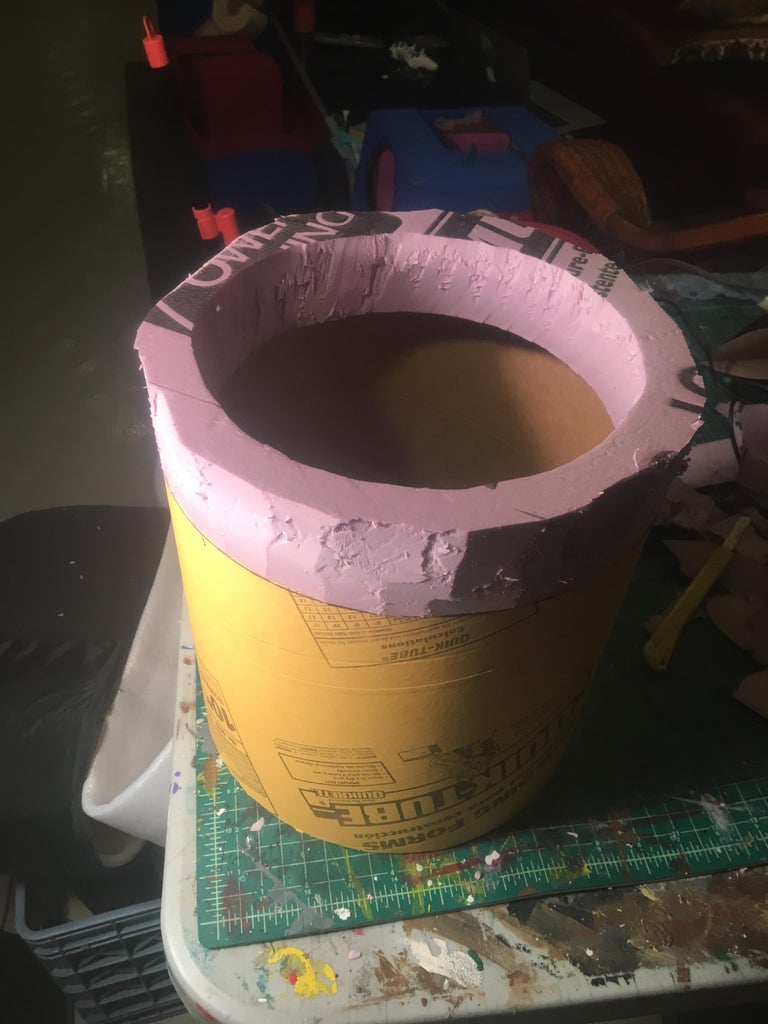 Base for Head