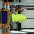 Detaillierte Bauanleitung für Rostock Mini Kossel 3D Delta Drucker - HKBay.com