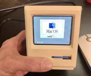 Making a Tiny Mac From a Raspberry Pi Zero