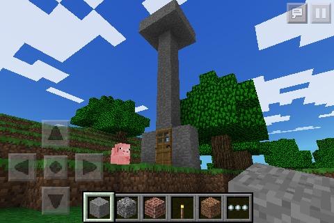 how to make a glitch elevator in minecraft pe!