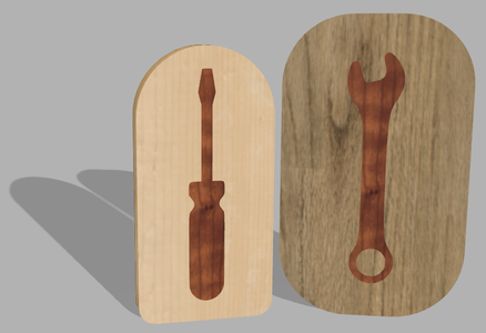 Wood Inlays With Fusion 360