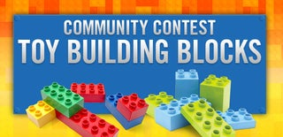 Community Contest: Toy Building Blocks