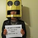 LMFAO Robot/Shufflebot Head