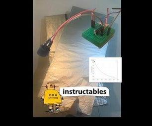 具有可变TINI箔电容器的声音振荡器