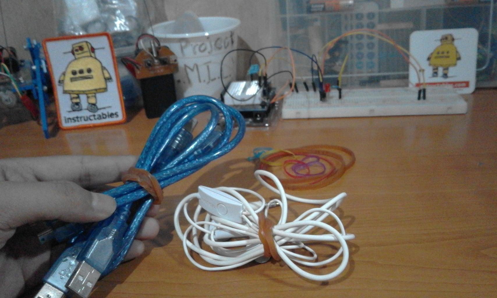 Cable/Wire Organizer
