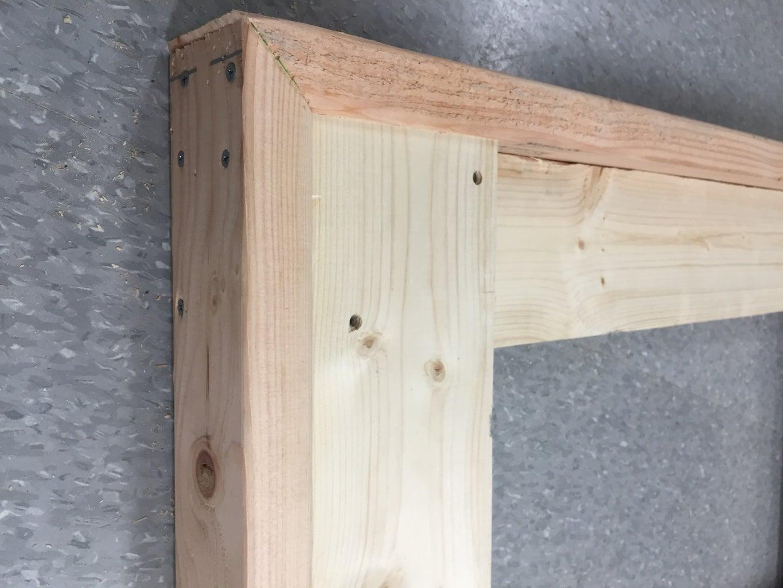 Assemble Basic Frame