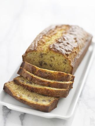 Quick Banana Nut Bread