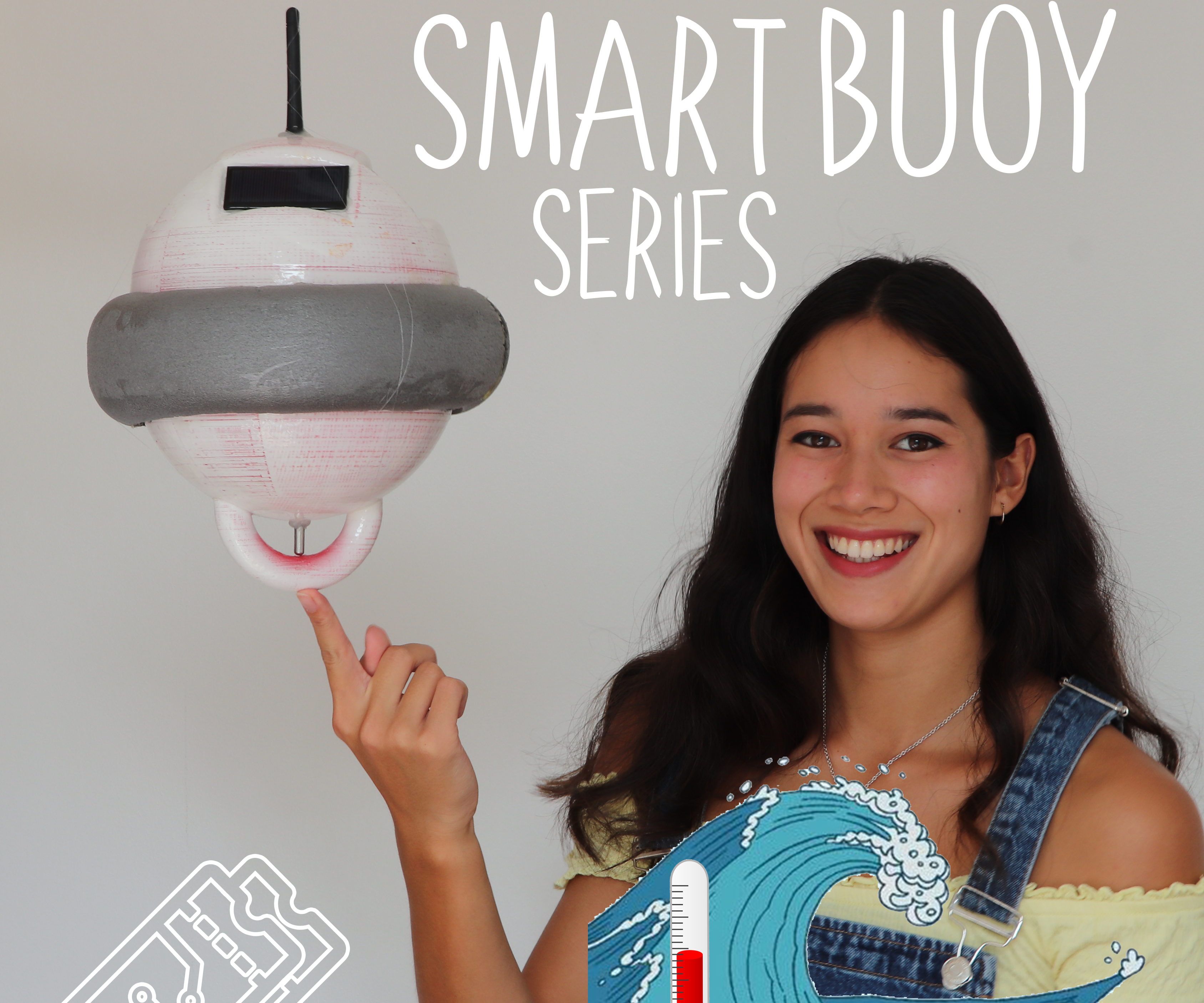 Smart Buoy - Making Wave and Temperature Measurements